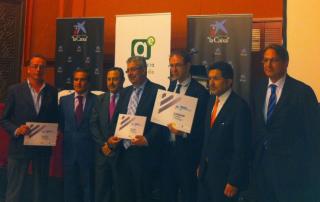 tiThink asiste al Premio Emprendedor XXI Andalucía