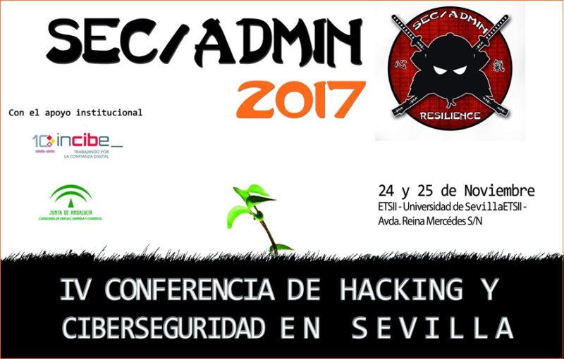 Tithink participa activamente en el Sec/Admin 2017